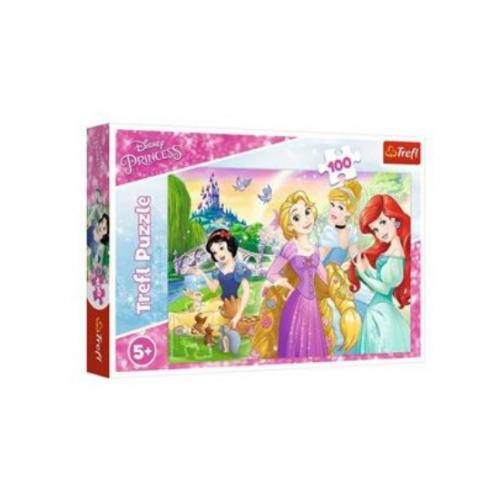Puzzle 100 pcs Princess - Disney